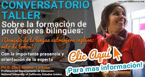 Conversatorio - Taller Inscribete Aquí
